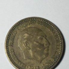 Monedas Franco: 1 PESETA FRANCO 1953-62*. Lote 106574467