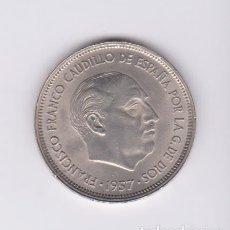 Monedas Franco: MONEDAS - ESTADO ESPAÑOL - 25 PESETAS 1957 - *59 - PG-326 (SC-). Lote 106833051