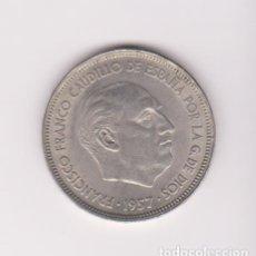 Monedas Franco: MONEDAS - ESTADO ESPAÑOL - 25 PESETAS 1957 - *67 - PG-331. Lote 106835151
