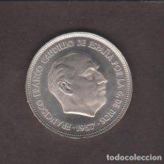 Monedas Franco: MONEDAS - ESTADO ESPAÑOL - 25 PESETAS 1957 - *72 - PG-336 - PRUEBA. Lote 106838067