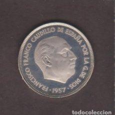 Monedas Franco: MONEDAS - ESTADO ESPAÑOL - 25 PESETAS 1957 - *75 - PG-339 - PRUEBA. Lote 106839727