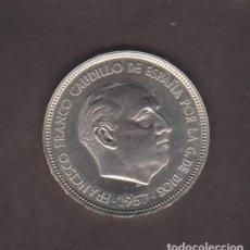 Monedas Franco: MONEDAS - ESTADO ESPAÑOL - 50 PESETAS 1957 - *72 - PG-348 - PRUEBA. Lote 106841283