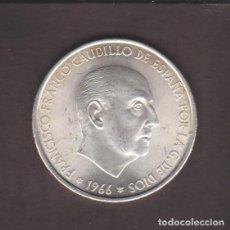 Monedas Franco: MONEDAS - ESTADO ESPAÑOL - 100 PESETAS 1966 - 19-67 - PG-353. Lote 106842215