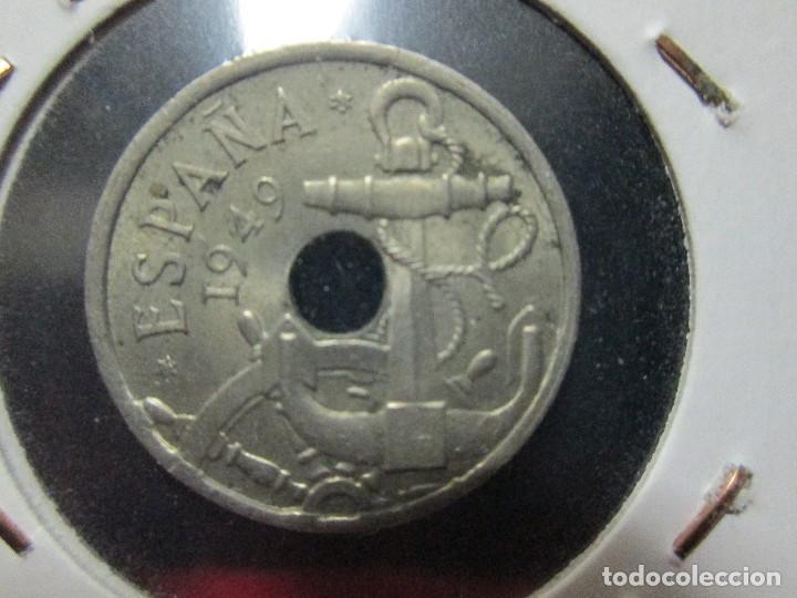 Monedas Franco: 50 centimos 1949 19 51 variante FLECHAS INVERTIDAS - Foto 2 - 106972083