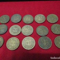 Monedas Franco: 15 PESETAS 1944. Lote 113495959