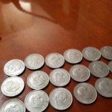 Monedas Franco: MONEDAS (15) DE 10 CENTIMOS DE FRANCO 1959. Lote 113963967