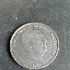Monedas Franco: CIEN PESETAS DE FRANCO PLATA 1966*66. Lote 234057905