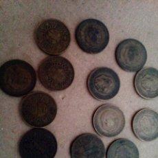Monedas Franco: 13 PESETAS DE 1944 Y 1947. Lote 115178387