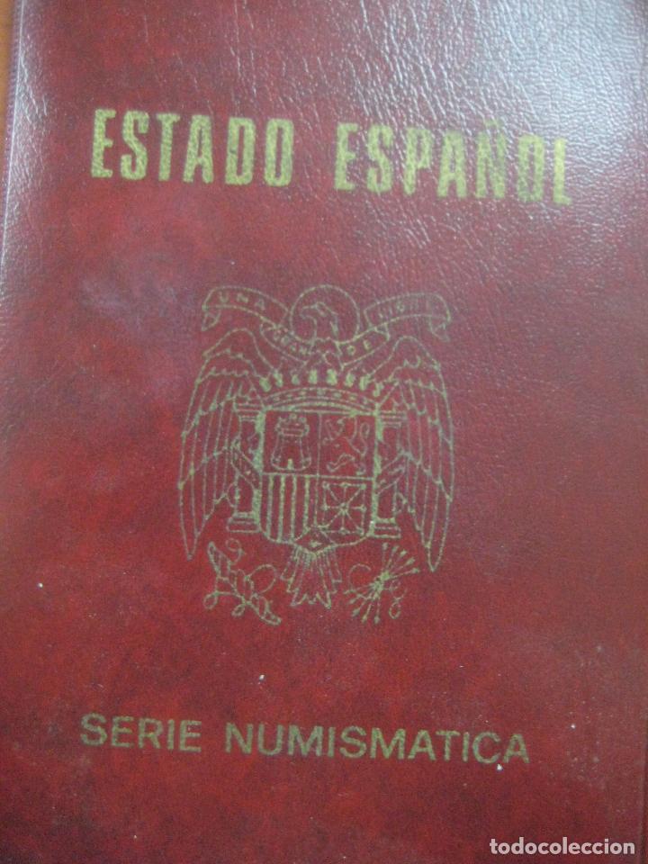 Monedas Franco: RARO ESTUCHE CON LAS 5 MONEDAS DE 100 PESETAS DE PLATA EMISION DE 1966, INCLUIDA EL 69 DE PALO RECTO - Foto 16 - 115465351