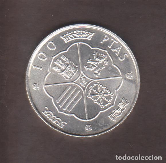 Monedas Franco: MONEDAS - ESTADO ESPAÑOL - 100 PESETAS 1966 - 19-70 - PG-356 (SC) - Foto 2 - 116439339