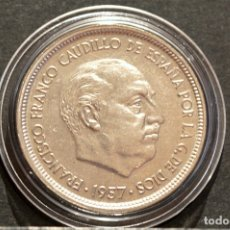 Monedas Franco: 25 PESETAS 1957 *68 ESTADO ESPAÑOL FRANCO ESPAÑA. Lote 75348239