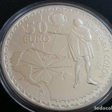 Monedas Franco: ESPAÑA -MONEDA- 50 EUROS 2006 PLATA SC UNC ( G034 ). Lote 116592891