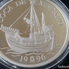 Monedas Franco: ESPAÑA-MONEDA- 5 ECU 1996 PLATA SC UNC ( G058 ). Lote 117145443