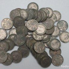 Monedas Franco: 60 MONEDAS DE 25 PESETAS FRANCO. Lote 117452771