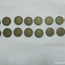 Monedas Franco: MONEDAS DE 2,50 FRANCISCO FRANCO 1953. Lote 118057427