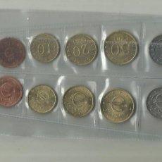Monedas Franco: ESPAÑA: EUROS DE CHURRIANA. SERIE COMPLETA. Lote 119332535
