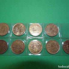 Monedas Franco: MONEDAS 1 PESETA AÑO 1966. Lote 122708195
