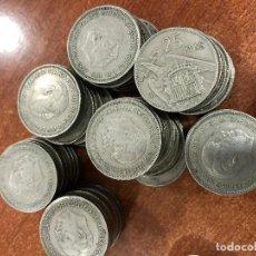 Monedas Franco: 66 MONEDAS DE 25 PESETAS(SIN MIRAR,NO TENGO TIEMPO). Lote 125032107