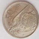 Monedas Franco: 50 PTAS FRANCO 1957 *70. Lote 125120447