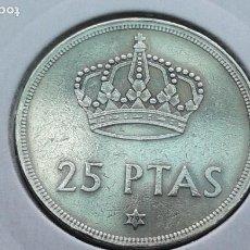 Monedas Franco: ESPAÑA 25 PESETAS 1975 ESTRELLA 79. Lote 125203731