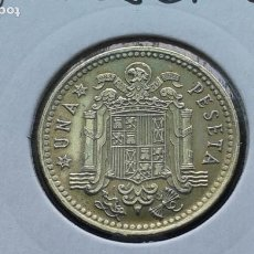 Monedas Franco: ESPAÑA 1 PESETA 1966 ESTRELLA 75. Lote 125204655