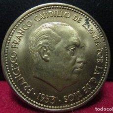 Monedas Franco: BUENAS 2,50 PESETAS 1953 ESTRELLAS 19,56. Lote 125219431