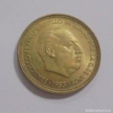 Monedas Franco: MONEDA. FRANCISCO FRANCO. 2.50 PESETAS. 1953. ESTRELLA 56. S/C. VER. Lote 125637495
