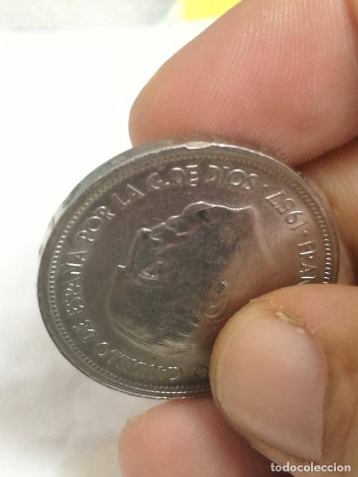 Monedas Franco: Moneda de 50 pts de franco.año 1957 estrella 68 prueba - Foto 19 - 84378400