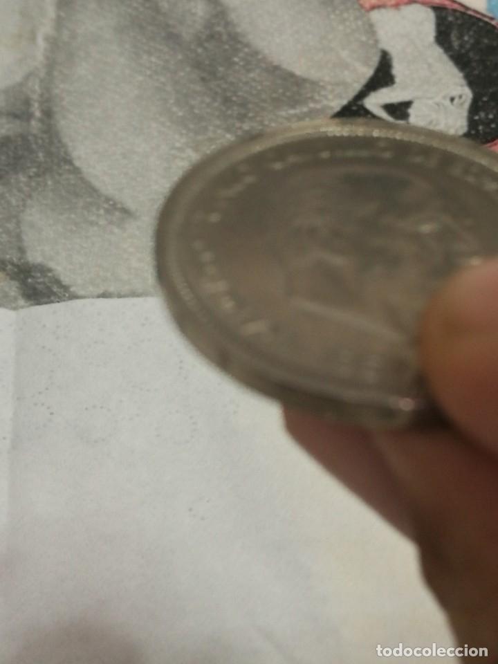 Monedas Franco: Moneda de 50 pts de franco.año 1957 estrella 68 prueba - Foto 24 - 84378400