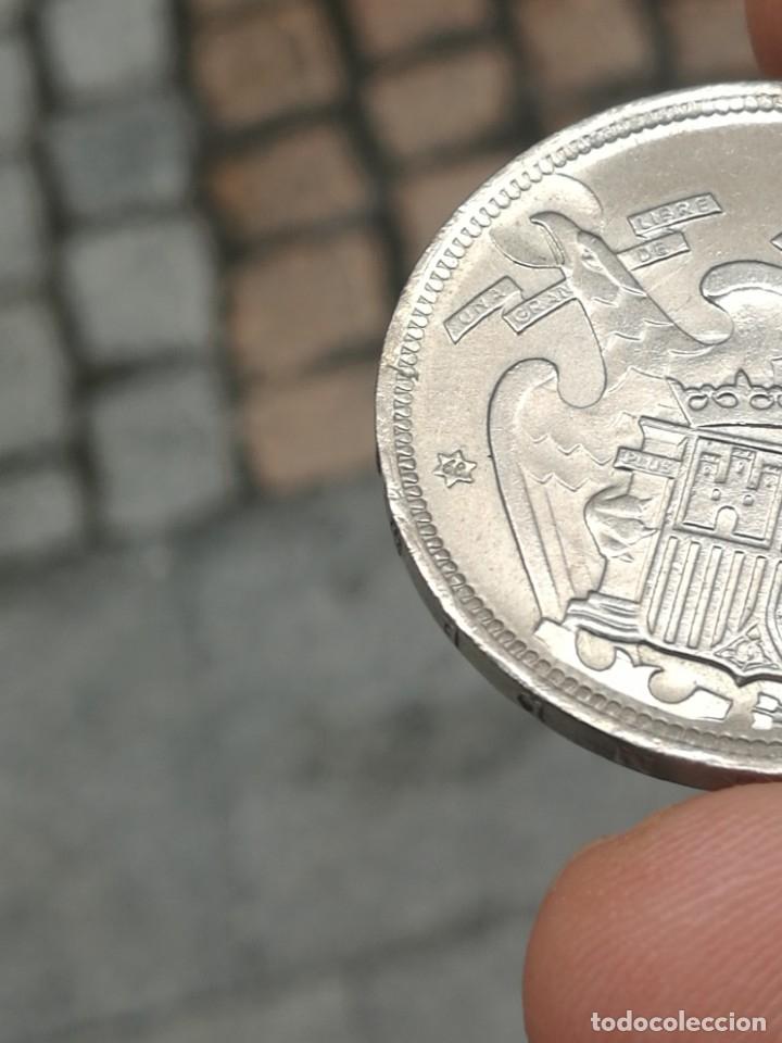 Monedas Franco: Moneda de 50 pts de franco.año 1957 estrella 68 prueba - Foto 35 - 84378400