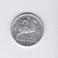 Monedas Franco: MONEDAS - ESTADO ESPAÑOL - 5 CÉNTIMOS 1941 - (SC). Lote 131221056