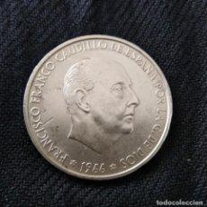 Monedas Franco: 100 PESETAS 1966 *66. Lote 131512378