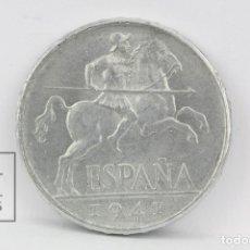 Monedas Franco: MONEDA ESTADO ESPAÑOL - 10 CÉNTIMOS 1941 / ALUMINIO - CONSERVACIÓN EBC. Lote 178751727