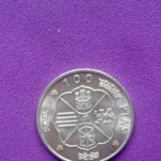 Monedas Franco: 100 PESETAS PLATA FRANCO.. Lote 132821418