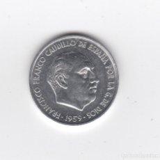 Monedas Franco: 1959 FRANCO MONEDA DE 10 CTS. CIRCULADA BUEN ESTADO EBC. Lote 133461454
