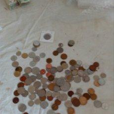 Monedas Franco: LOTE DE MAS DE CIEN MONEDAS ESPAÑOLAS Y EXTRANJERAS. Lote 134372002