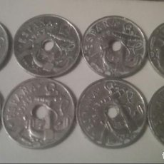 Monedas Franco: MONEDAS 50 CTS 1949,1963. Lote 136059626