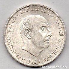 Monedas Franco: 100 PESETAS 1966*68 PLATA. Lote 136267650