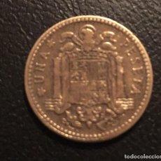 Monedas Franco: 1 PESETA 1947 ESTRELLA 50. Lote 137235198