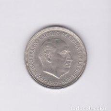 Monedas Franco: MONEDAS - ESTADO ESPAÑOL - 5 PESETAS 1957 (BA) - PG-360 (EBC+. Lote 137574170