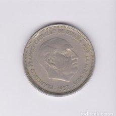 Monedas Franco: MONEDAS - ESTADO ESPAÑOL - 50 PESETAS 1957 (BA) - PG-362 (MBC-). Lote 137574458