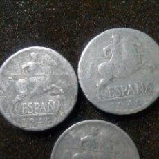 Monedas Franco: MONEDAS 5 CTS 1940. Lote 138048666