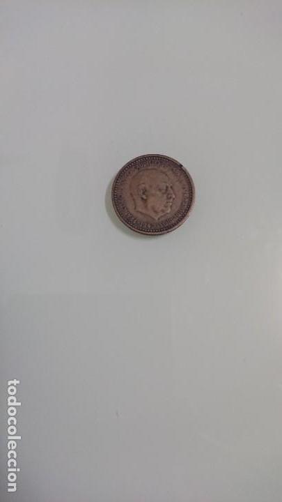 MONEDA UNA PESETAS 1947 (Numismática - España Modernas y Contemporáneas - Estado Español)