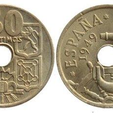 Monedas Franco: 50 CENTIMOS 1949*1951 S/C. Lote 140743610