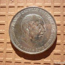 Monedas Franco: 100 PESETAS 1966 * 68. Lote 141177542