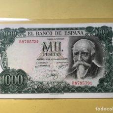 Monedas Franco: I-11 ) ESPAÑA,,1000 PESETAS 1971,, EN ESTADO NUEVO,,. Lote 142764364