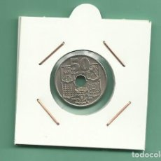 Monedas Franco: ESPAÑA-ESTADO ESPAÑOL. 50 CÉNTIMOS FLECHAS INVERTIDAS. Lote 143081958