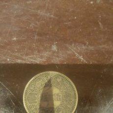 Monedas Franco: MONEDA ANTIGUA 1 PESETA 1944. Lote 143298106
