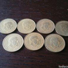Monedas Franco: MONEDAS 1 PESETA 1966. Lote 144554610