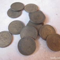 Monedas Franco: LOTE 14 MONEDAS 1 PESETA 1963. Lote 144921954
